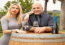 """""""Fallo!"""", l'ex porno divo bolognese Franco Trentalance presenta il suo vino bianco"""