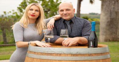 """""""Fallo!"""", il nuovo vino bianco dell'ex porno divo bolognese Trentalance"""
