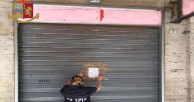 Disposta la chiusura del bar Caribe, clienti troppo ubriachi e violenti