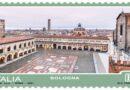Bologna diventa un francobollo