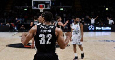 hunter vince virtus bologna basket serie A