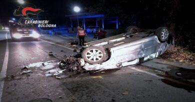 Incidente ieri sera sulla Porrettana, morto 60enne