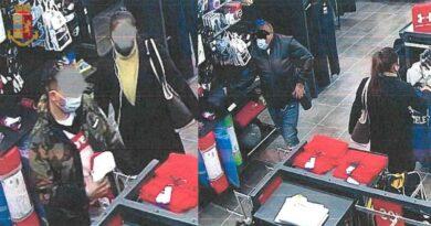 Rubavano merce dai market delle stazioni di servizio in autostrada e dai centri commerciali, arrestata banda di ladri