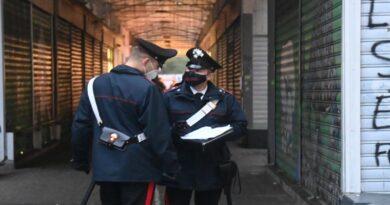 Due etti e mezzo di marijuana in casa, arrestato spacciatore 37enne in Bolognina