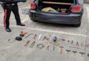 Ubriaco alla guida 22enne si schianta contro un palo a Imola
