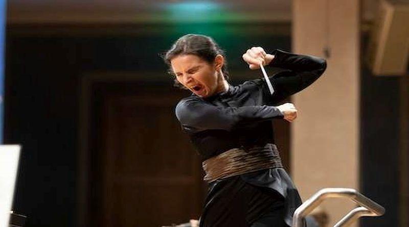 OksanaLynivnuova direttrice musicale del Teatro Comunale di Bologna