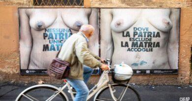 Nuovi poster di CHEAP a Bologna, il tema è la maternità contemporanea