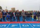 Riqualificato ad alto livello il Centro sportivo universitario Terrapieno