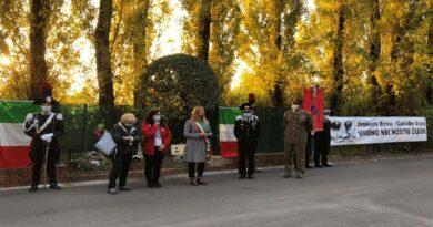 Da Castel Maggiore partita la Staffetta dedicata alle vittime della Uno Bianca bologna